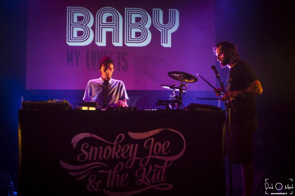 smokey joe & the kid, le creusot, l'arc