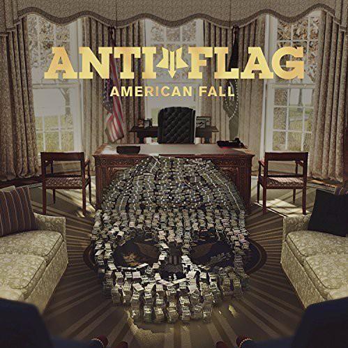 anti flag, american fall, review, chronique