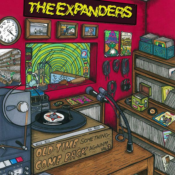 The Expanders - Old Time Something Back Again Vol.2