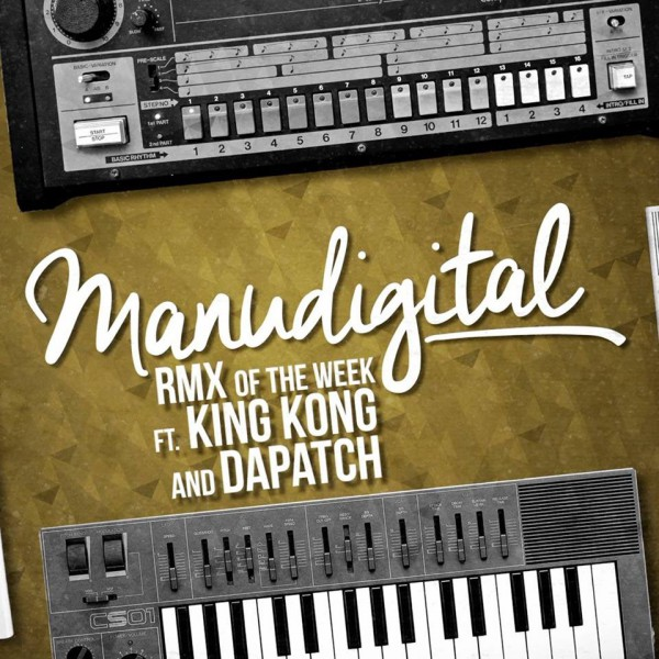 manudigital, remix, jungle