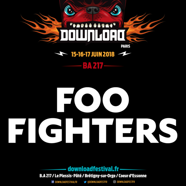 download festival france, 2018, summer, ozzy, fest, été, metal, rock, manson, foo fighters