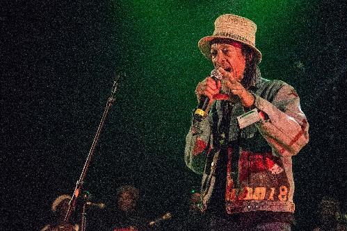 Cedric Myton, The congos, Inna de Yard, reggae 2017, Kiddus.
