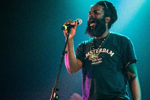 Cedric Myton, The congos, Inna de Yard, reggae 2017, Derajah.