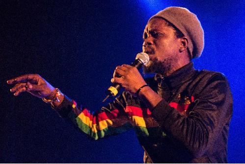 Cedric Myton, The congos, Inna de Yard, reggae 2017, Var.