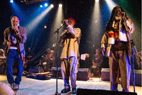 Cedric Myton, The congos, Inna de Yard, reggae 2017, The Congos