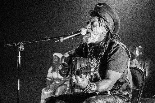 Cedric Myton, The congos, Inna de Yard, reggae 2017, Winston McAnuff.
