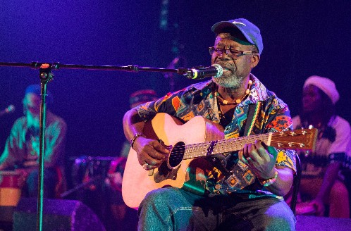 Cedric Myton, The congos, Inna de Yard, reggae 2017, Boo-Pee