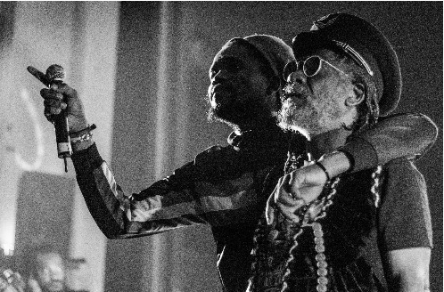 Cedric Myton, The congos, Inna de Yard, reggae 2017
