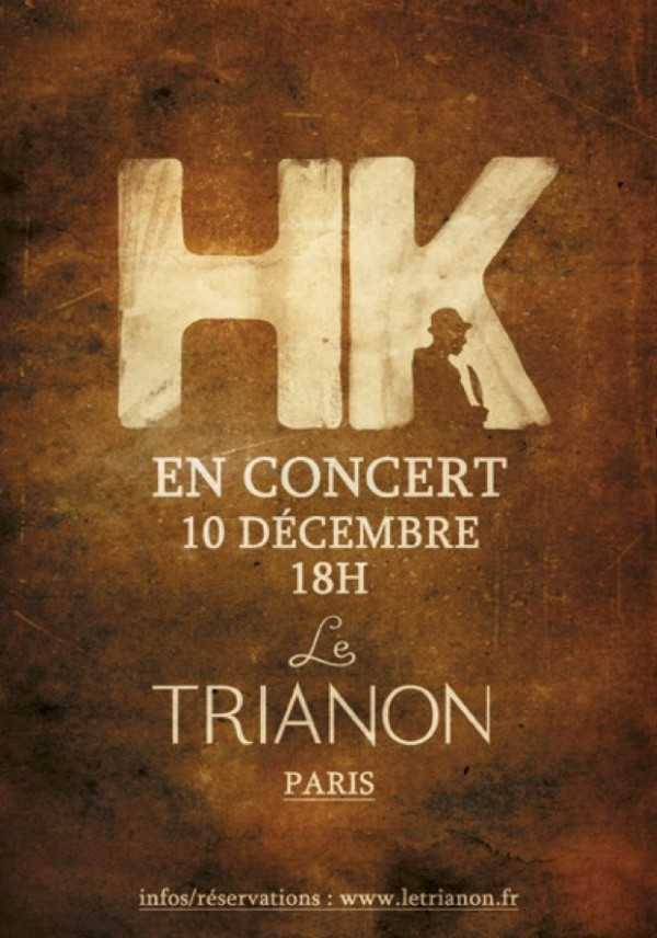 HK au Trianon