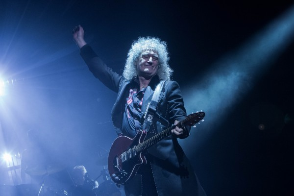 Queen, Adam Lambert, Brian May, Roger Taylor, Amnéville, Galaxie, France
