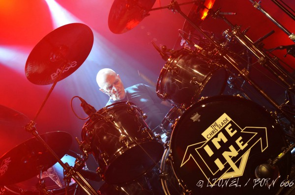 Chris Slade, Timeline, concert, AC/DC, rock, hard rock, tour, vaureal, forum