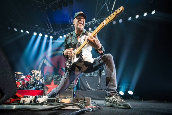 Prophets of rage, zénith, tom morello, france, rage against the machine, 2017