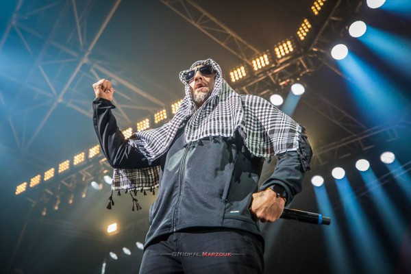 B-real, cypress hill, prophets of rage, zénith, 2017