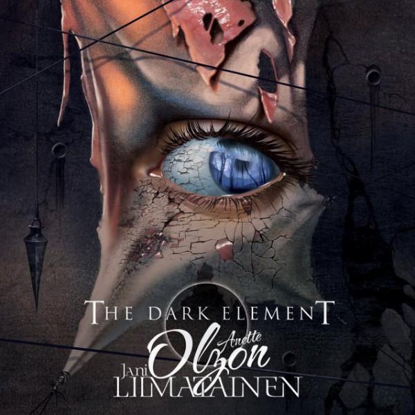 The Dark element, olzon, nightwish, sonata arctica, 2017, frontiers music, projet