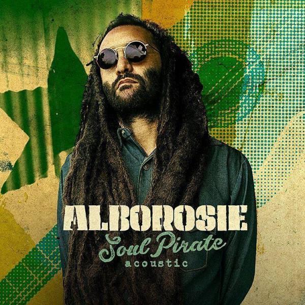 Alborosie soul Pirate Acoustic
