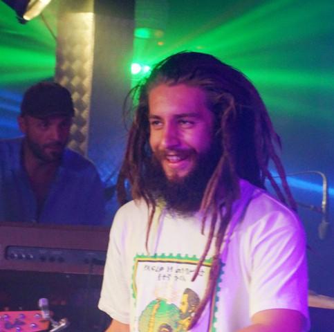 Marcus Gad & The Tribe, Flex Club Noouméa (17/11/2017)