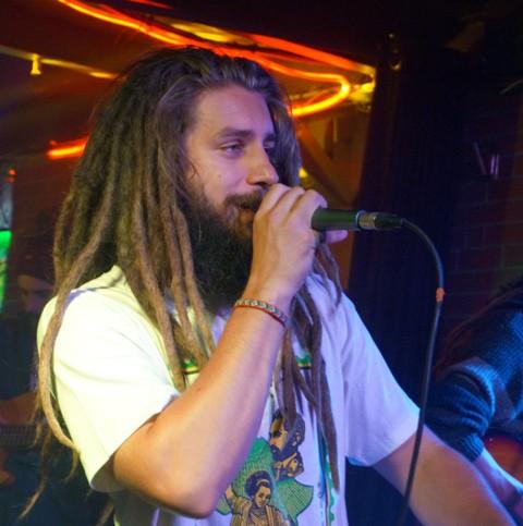 Marcus Gad & The Tribe, Flex Club Nouméa (17/11/2017)