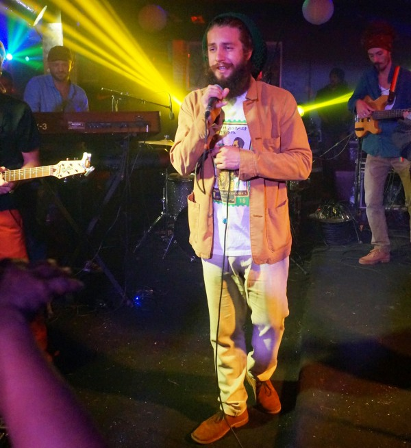 Marcus Gad & The Tribe , Flex Club Nouméa (17/11/2017)