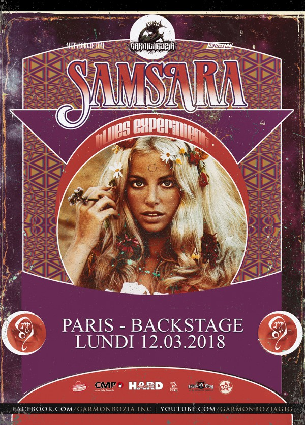 Samasara Blues Experiment Paris
