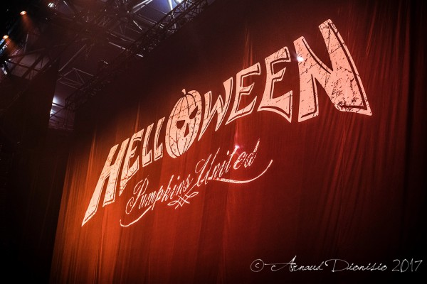 Helloween, Zenith, Pumpkins United, Kiske, Deris, Hansen, Weikath