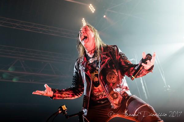 Deris, Metal, Helloween, zenith, live, pumkins united, paris, report,