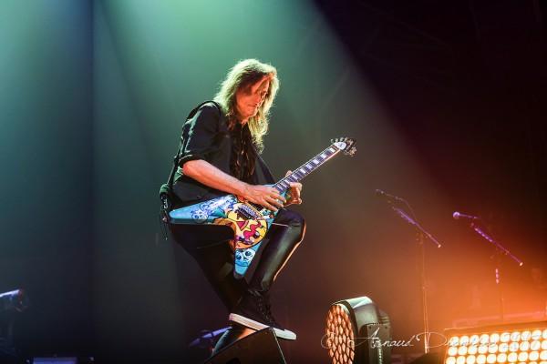 Helloween, metal, power, live, zenith, report, weikath