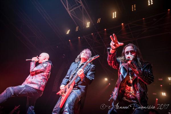 Helloween, pumkins united tour, power, metal, live, report, zenith