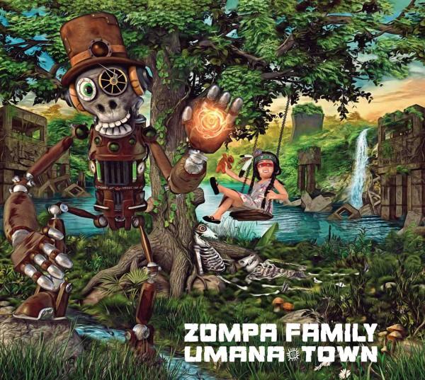 Zompa Family, Umana Town, Chronique