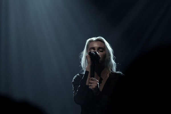 pvris, lynn gunn, alex babinski, brian macdonald, rise records, europe, paris, tour, 2017
