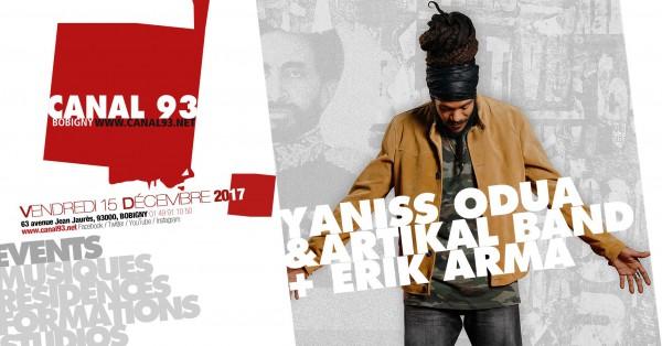 Yaniss Odua + Erik Arma - Canal 93