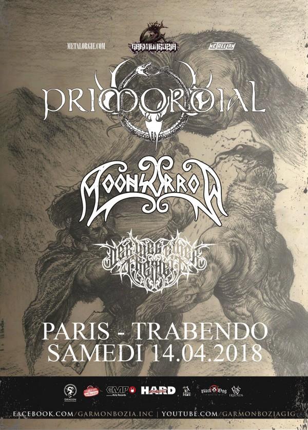 Primordial Paris 2018