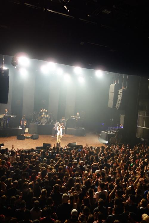 Dub Inc au Bikini Toulouse 23/11/2017