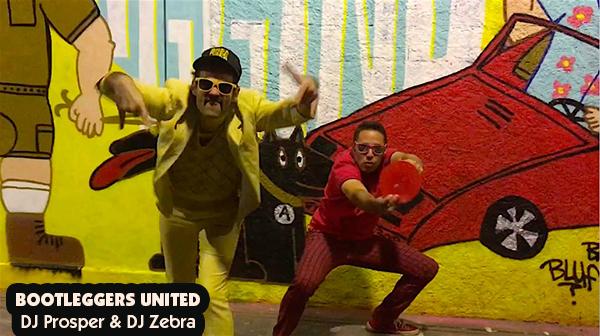 Bootleggers United - Les Ricains
