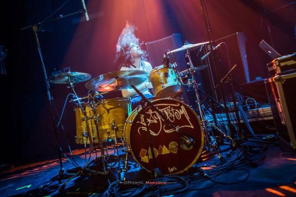 Bataclan, Rock, 80's, Extreme, Concert, Report
