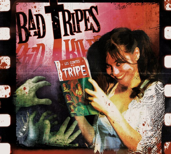 bad tripes, nouveau clip, fuck me freddy, metal, indus, punk, gore, les contes de la tripe, hikiko mori