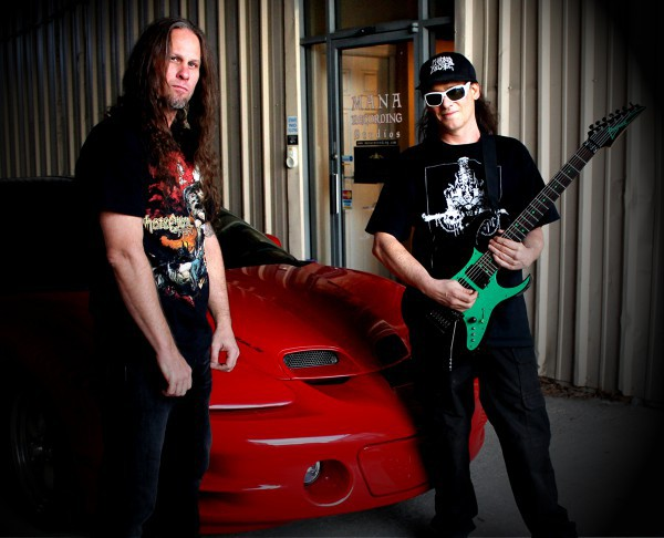 Morbid Angel, Steve Tucker, Trey Azagtoth, death metal,