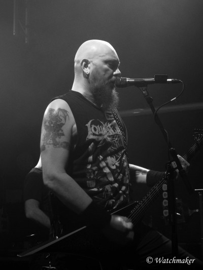 Loudblast, III decades, live, Stephane Buriez, death metal,