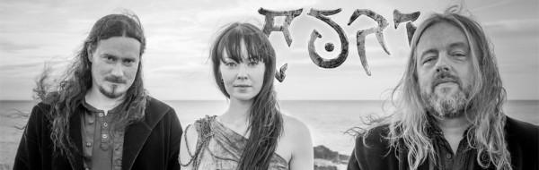 auri, tuomas holopainen, johanna kurkela, troy donockley, projet, nightwish, 2018, finlande