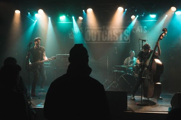 Under a Creole Moon, Rock, Rockabilly, Psychobilly, Punk, Punkabilly, Concert, 2017