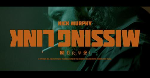 nick murphy, chet faker, missing link, clip, EP