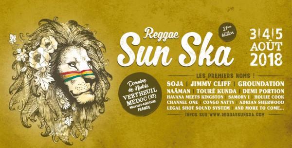 reggae sun ska, 2018, groundation