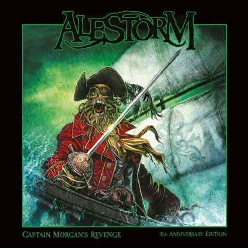 pirate metal, folk metal, power metal, réédition, Ecosse, pirates, rhum, alcool, concert