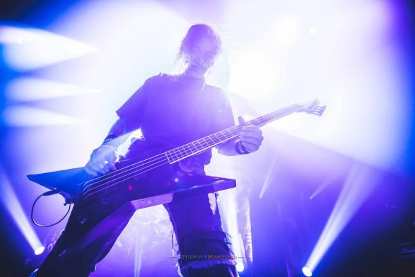 Kreator, thrash, metal, live, christian Giesler, bass, 106
