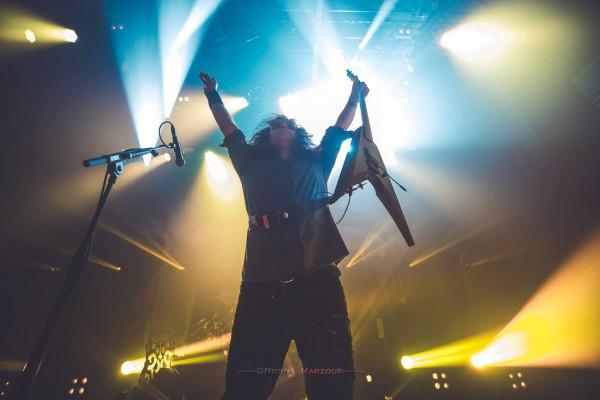 Mille, Petrozza, kreator, live, metal, rouen, 106, thrash metal,