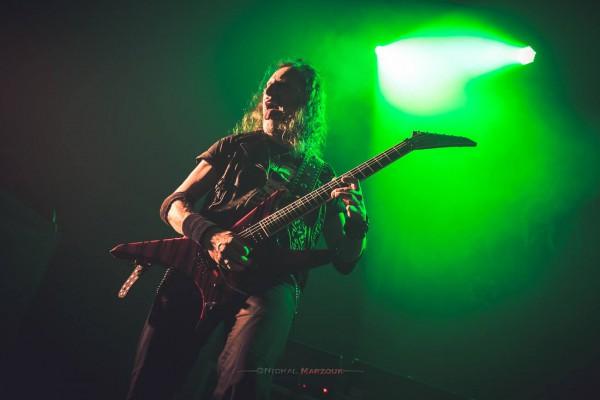 Vader, Spider, 106, Rouen, live, death metal