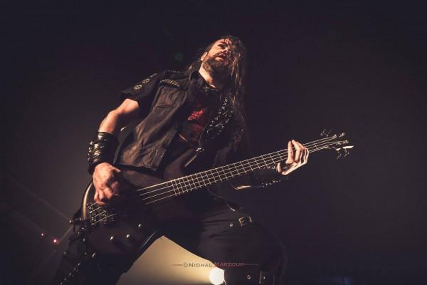 Hal, Vader, live, bass, metal, death, Rouen, 106