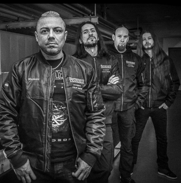 Pestilence, Hadeon, Patrick Mameli, death metal, Hammerheart records,
