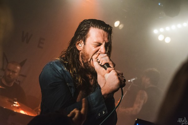 while she sleeps, alternative live, paris, europe, maroquinerie, you are we, 2017, 2018, live