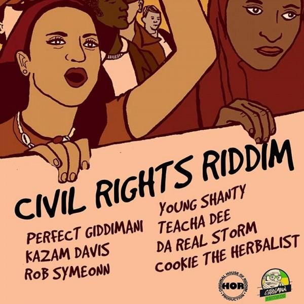 perfect giddimani, civil rights riddim, how yuh do it