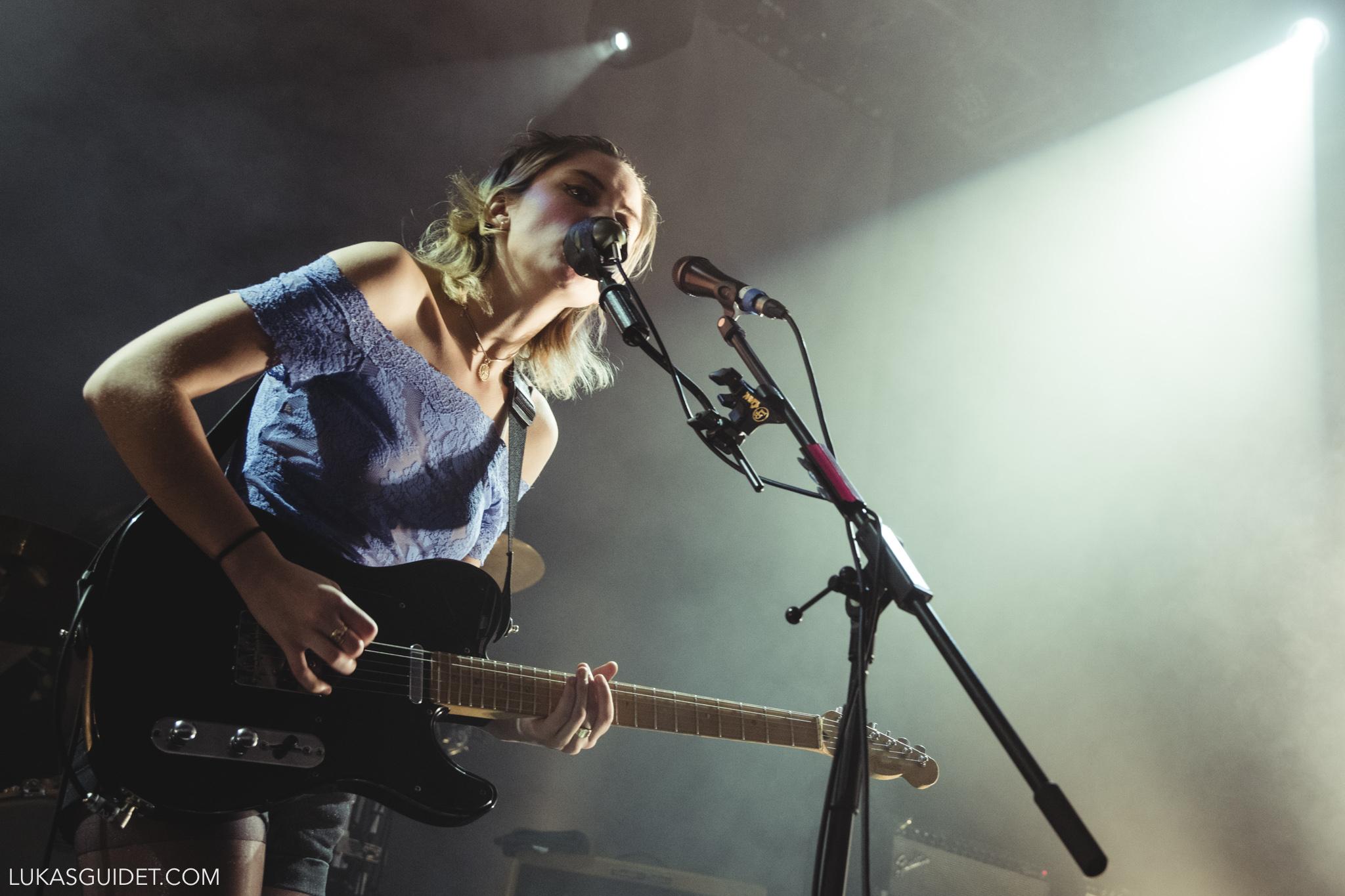wolf alice, lyon, 2018, concert